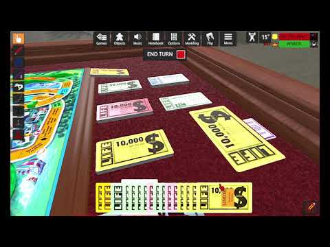 Random Tabletop Simulator Nonsense featuring The Game of Life |