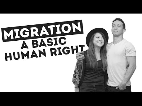 Open Borders - Is Migration a Basic Human Right?
