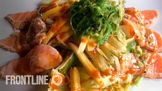 What Happens When You Eat Seafood at Every Meal? | The Fish on My Plate | FRONTLINE