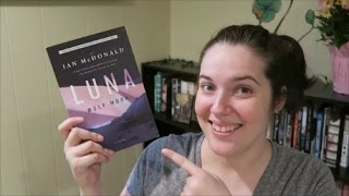 Review | Luna: Wolf Moon by Ian McDonald