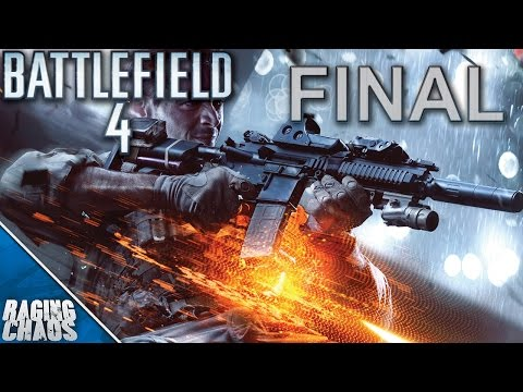 Battlefield 4 Walkthrough - Final Part - Mission 7 - Suez