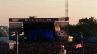 Slayer - Dead Skin Mask @ Chicago Open Air 7/16/17
