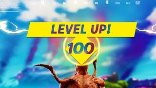 How to Get LEνEL 100 TODAY in Fortnite Season 8! (XP)