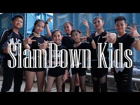 SLAMDOWN KIDS -