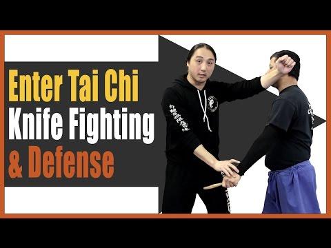 The Realities Of Knife Fighting And Knife Defense With Sifu Phu Ngo And Sensei David Melker