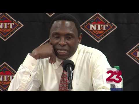 WEB EXTRA: AVERY JOHNSON POST RICHMOND, 3-14-17