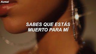 Kali Uchis - Dead To Me (Traducida al Español)