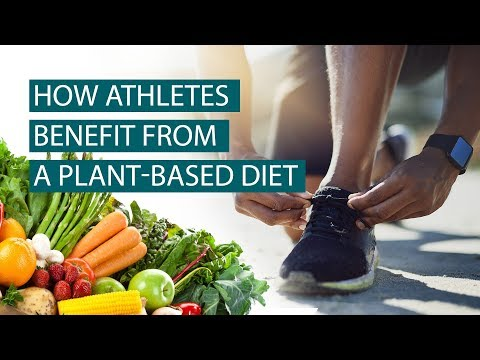Vegan Diets for Athletes! | Better Endurance and a Healthier Heart