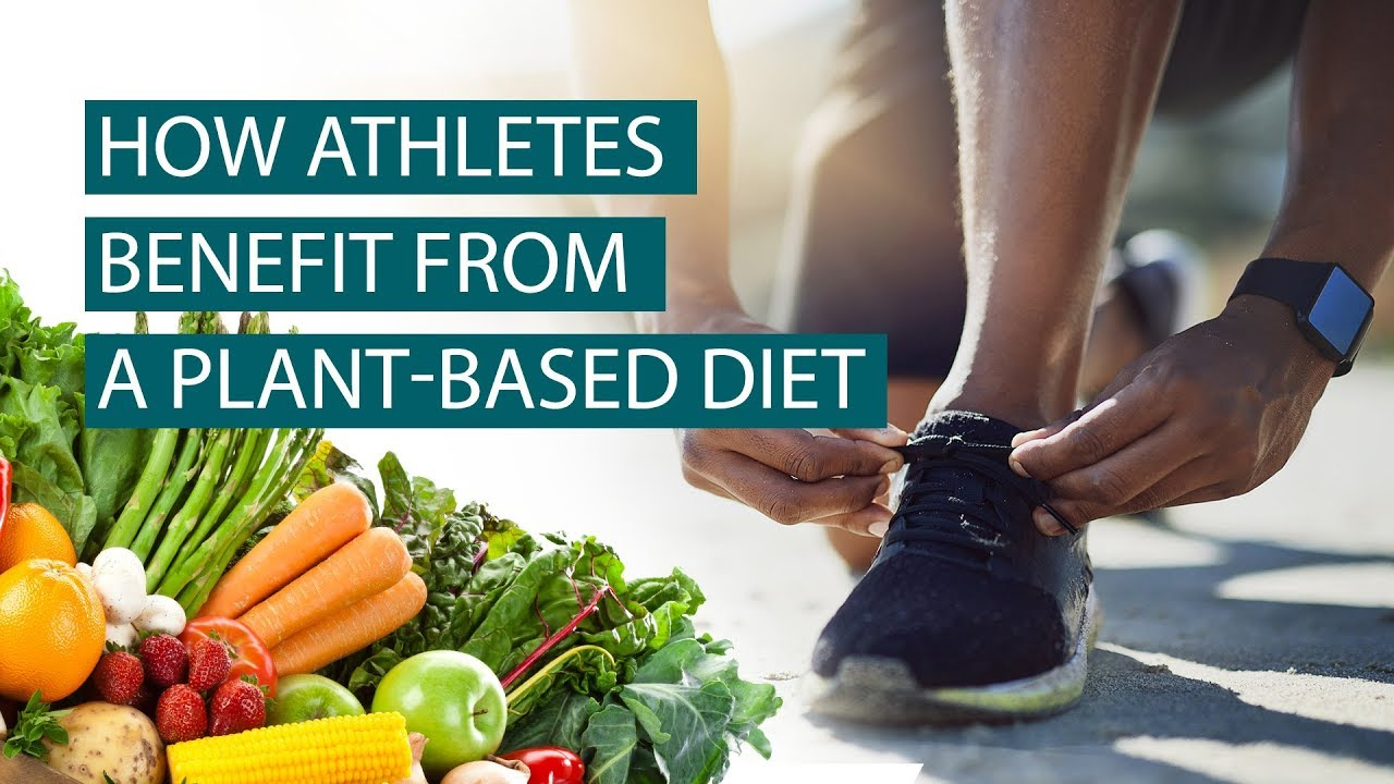 vegan diet benefits for athletes