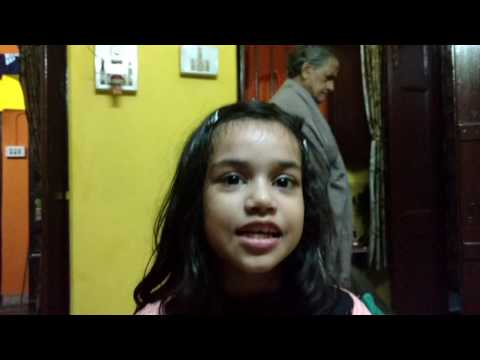 25.12.16. - Ijah Sings 🎙👱🎼Hum Punjabi Hum Gujrati🎶🎵