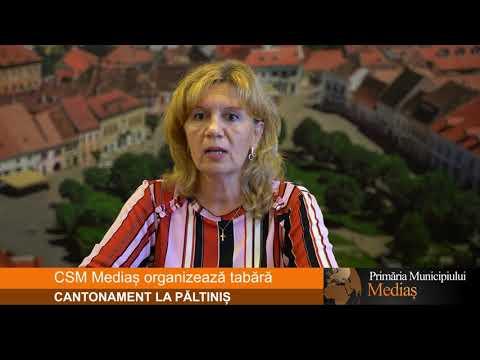 CSM Mediaș organizează tabără cantonament la Păltiniș