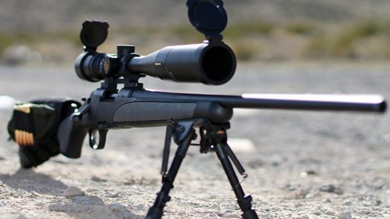 Best Hunting Rifle 2017 | Long Range Hunting