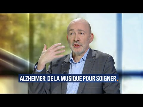 Hervé Platel, neuropsychologue parle de la musicothérapie.