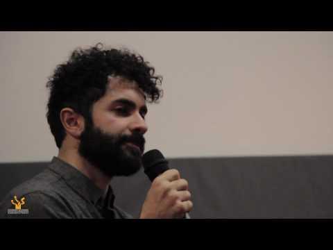 FF 2016 Seminars # 5 Ely Dagher : ''Γιατί κάνουμε ταινίες''