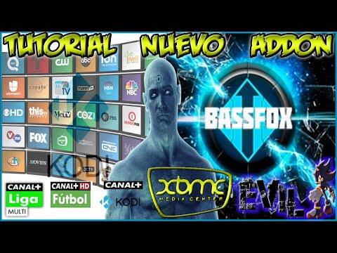 Tutorial Xbmc/Kodi |NUEVO ADDON XBMC/KODI 28/11/2015 |Descargar E Instalar En Español |Ver Futbol