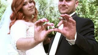 Свадебный трейлер ярких и запоминающихся Юли Саши