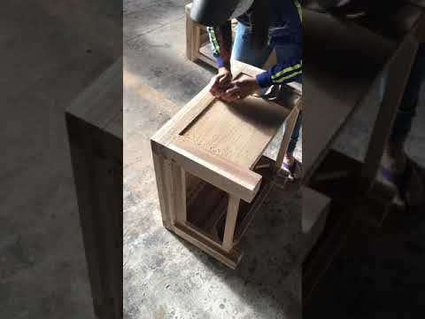 Brushing wood acacia Vietnam