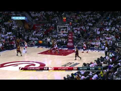 Cleveland Cavaliers vs Atlanta Hawks | March 6, 2015 | NBA 2014-15 Season