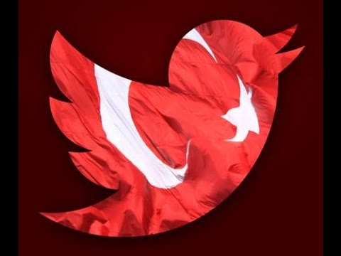 Social Meda blocked in Turkey