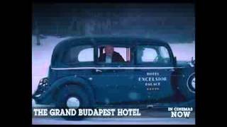 The Grand Budapest Hotel Trailer In Cinemas NOW 4