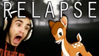 RELAPSE Demo   Indie Horror Game   I FELL OFF OF MY CHAIR   Scary/Funny Let