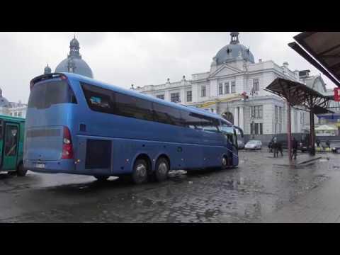автобус Ивано Франковск Львов Брно Прага