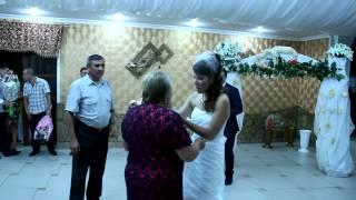 Начало свадьбы Андрей и Дезире (обряд с караваем)