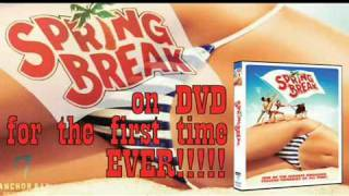 SPRING BREAK Movie Trailer 1983