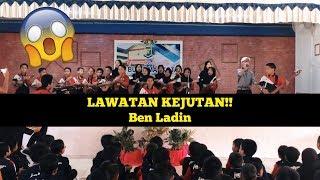 Lawatan Kejutan Ben Ladin ke SK Bukit Mahkota Felda Aping Timur, Johor
