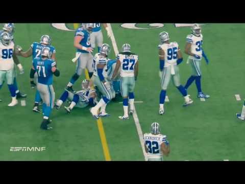 Zach Zenner: Win The North