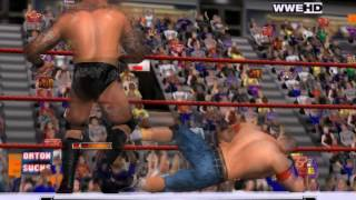 WWE Showdown v2 : Randy Orton vs John Cena