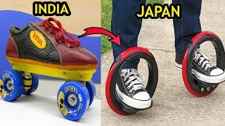 5 AMAZING ELECTRONIC GADGETS ▶ Orbit Wheel Skating Invention You Must Have