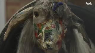 معرض الفنان التشكيلي روبرت روشنبيغ رائد الفن المعاصر وفن البوب آرت
