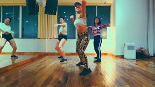 Dj Septik Inna Di Club ft. Leftside &amp Kreesha Turner Choreo by Chiaki Iida