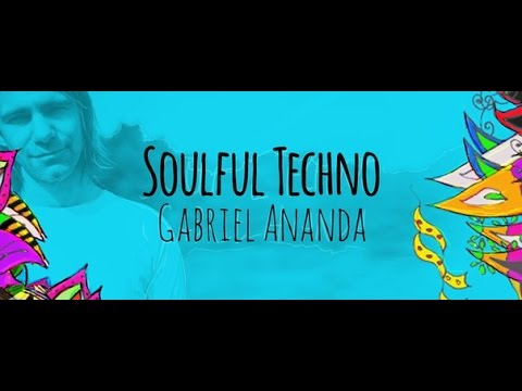 Soulful Techno 048 (with Gabriel Ananda) 16.12.2017