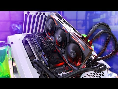 ASUS ROG Strix 2080Ti Overclocking and Review