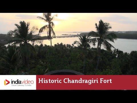 Chandragiri Fort, Kasaragod