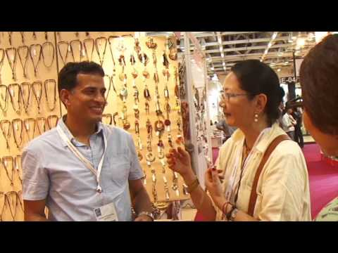 Indian Fashion Jewellery & Accessories Show (IFJAS) 2015