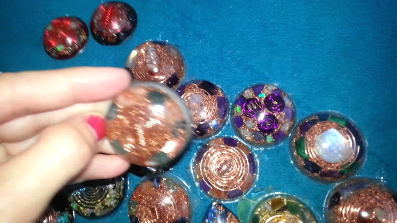 Making orgone pendants part 3 youtube making orgone pendants part 3 mozeypictures Images