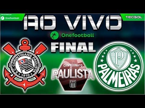 Corinthians 0x1 Palmeiras | FINAL do Paulistão 2018 | Jogo ...