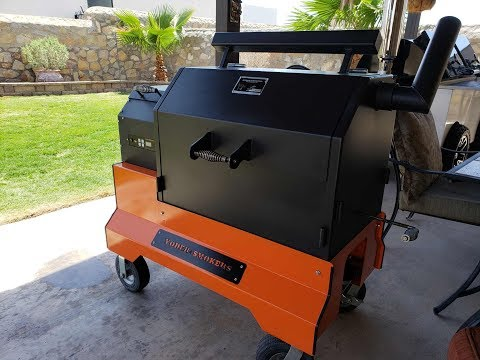 How To Touch Up The Paint On A Yoder Smoker