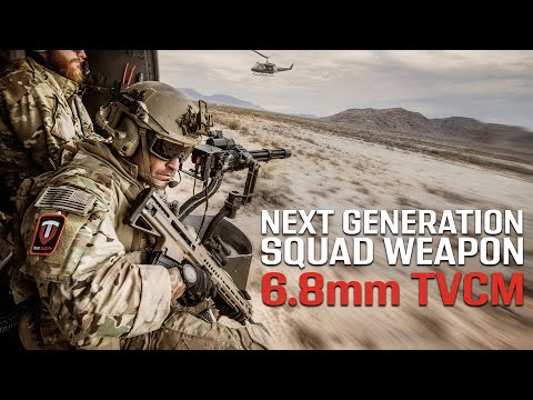 True Velocity Extends Performance Benefits of 'Next Gen' 6.8 TVCM Cartridge to Currently Fielded Weapons