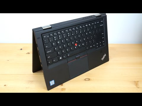 Lenovo ThinkPad X1 Yoga Review: the X1 Carbon Goes Yoga