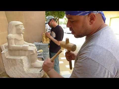Khemit shop -  stone carving