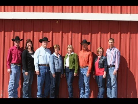 Buell Family - 2012 Leopold Conservation Award - Nebraska