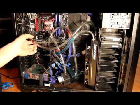 How To Flush Your Water Cooling System