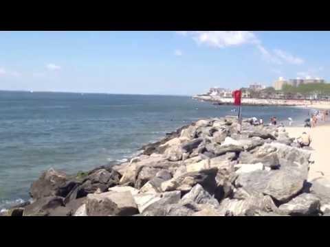 Manhattan Beach in Brooklyn. P1