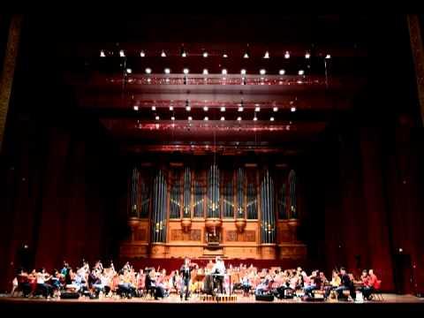 L. V. Beethoven Violon Concerto in D, op. 61 mov. 3  黃蒙拉 Mengla Huang