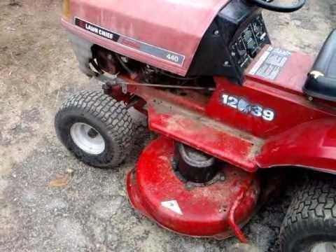 Update Of My Lawnmower Youtube