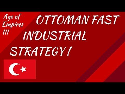 Ottoman Fast Industrial Strategy! AoE III
